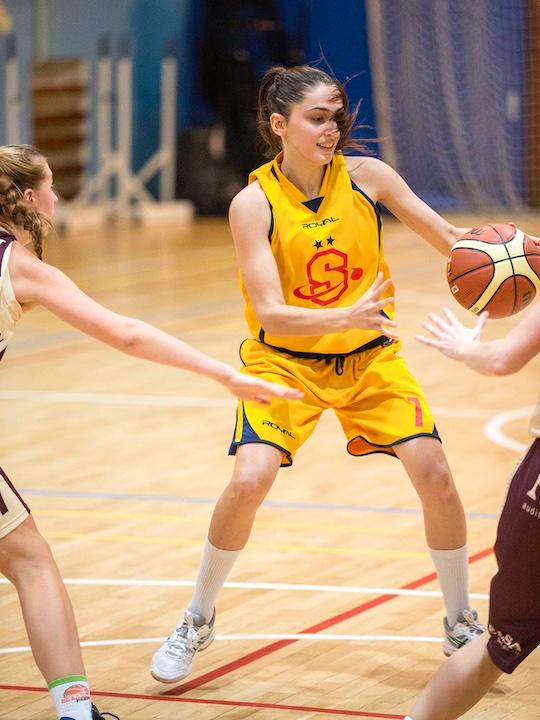 BLC Sparta Praha – HB Basket Praha