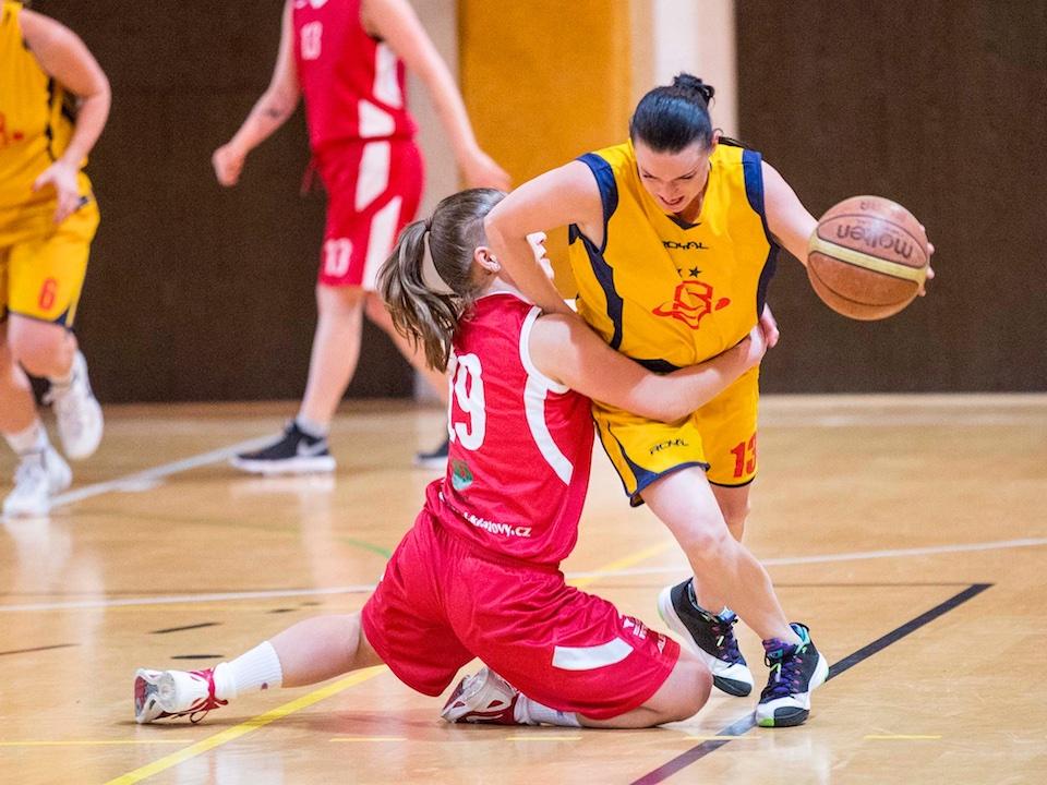 BLC Sparta Praha – BK Klatovy