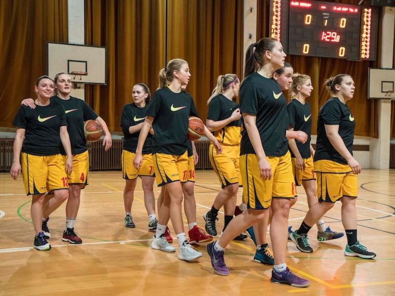 BLC Sparta Praha – BK Benešov