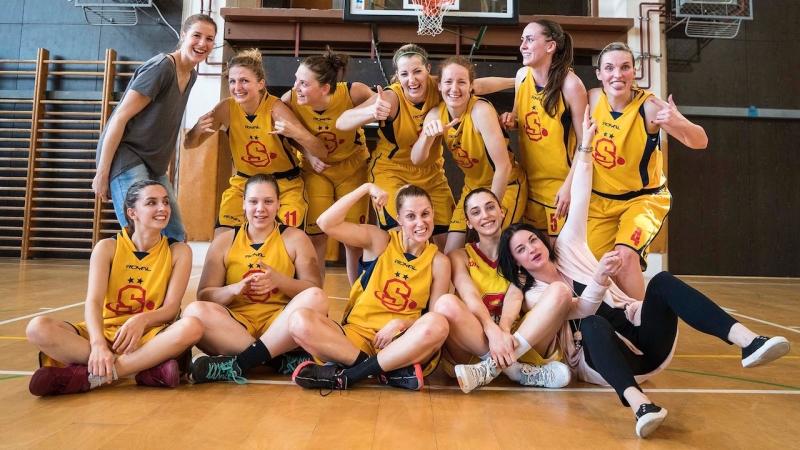 BLC Sparta Praha – Basket Poděbrady