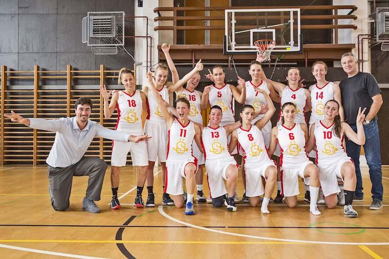 BLC Sparta Praha – Sokol Pečky